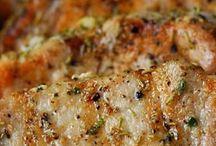 grillin food