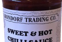 Krondorf Trading Co's Sauces / Forget about those boring old sauces from the supermarket - make your food come alive with the flavours of Krondorf Trading Co's Sauces!!!