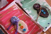 Art Projects and Kid's Craft Ideas