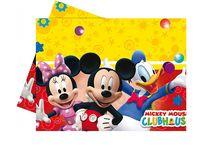 Mickey Mouse Doğum Günü Süsleri / Çocuklar tarafından sevilen ve disney'in unutulmaz çizgi filim karakterleri olan Mickey Mouse'un heycanlı ve eğlence dolu dünyasından en özel resimlerden tasarlanmış doğum günü pastanız ve kıyafetleriniz ile uyumlu birinci kalite ve ekonomik parti malzemeleri ile çocuğunuzun bu özel gününde unutamayacağı bir doğum günü konsepti hazırlayabilirsiniz. Doğum günü parti süslerinizi bir servet harcamadan partistore.com 'un geni ürün yelpazesini inceleyerek satın alabilirsiniz.