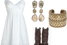 Outfits  / by Ashley Schroer
