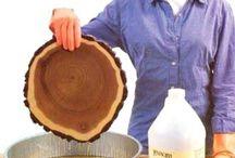 puun käsittely
