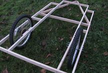 Did trailors/carts