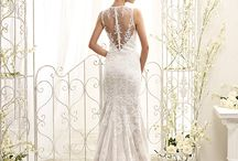 Eddy K 2015 Bridal Collection / See what's coming in 2015: Exquisite lace dresses, stunning backs and necklines, and Eddy K's signature beading and sparkle! / by Eddy K Bridal