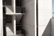 Architecture_Stairs / by Zach Edwards