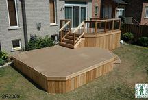 Deck idea's
