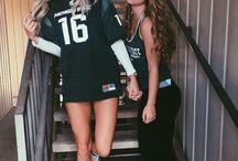 Sports Fan Outfits