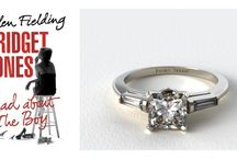 Chick Lit & Diamonds / Your 15 Favorite Chick Lit Characters Paired With Their Ideal Engagement Rings http://www.buzzfeed.com/melissas110/your-15-favorite-chick-lit-characters-paired-with-hyol  #ChickLit #EngagementRings #Reading #Bling #Jewelry #Rings  / by James Allen Rings
