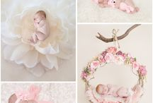 Pretty in Pink - Newborn Girls