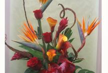 Ikebana Arrangements