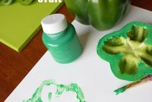 ♣ St Patrick's Day ♣ / Get inspired with these St. Patrick's Day crafts for your little leprechauns! / by Julius Jr.
