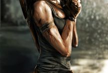 Lara Croft/ Tomb Raider