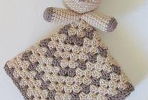 Crochet 3D figures