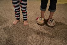 SLIPPERS for the Family