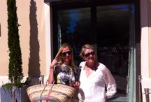 South of France with Dragana Petrovska / St. Tropez,St. Maxime, Antibes, Monaco, Cannes, Biot, Nice.