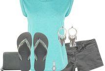 Ubrania na lato