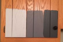 Colours for painting cupboards