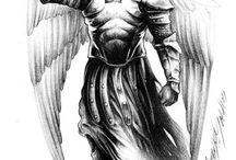 ангел графика