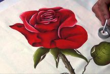 Gary Rodriguez, experto en Pintura decorativa en tela