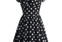 Polka Dot Dresses / dresses with polka-dots on them - ENJOY and RE- PIN :)