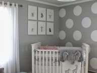 Baby Nursery Ideas for Girls and Boys / Favorite nursery ideas and décor for girls and boys. / by Barbara Rosenzweig Art