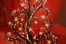 December 2014 Events and Artwork / visit our website : Corksandcanvasevents.com for event dates and locations near you!