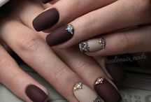 dark sic nails