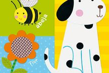 Spanish Baby and Toddler Books / Spanish Books for Babies and Toddlers from The Bilingual Bookshop www.thebilingualbookshop.com