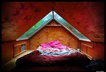 Call It Home / California art cabin fantasy  / by Malia Whatia