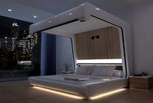 Хай тек дизайн интерьера дома, квартиры в стиле, фото. / в данном разделе собраны фото дизайна интерьеров в стиле хай тек как для дома так и квартиры