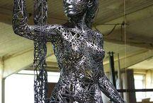 ARTES: Escultura