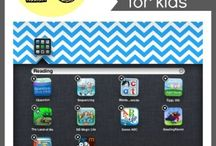 Educational Apps/Technology for Children and Teens / Many kids spend countless hours  on their iPhones, iPads, other digital devices, and cell phones. Use their interest to help them learn. Here you will find resources and apps that teach.