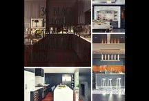 10 BLACK KITCHEN CABINETS IN BEAUTIFUL COOKING