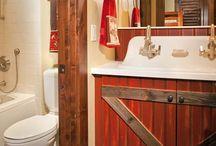 Bathroom / by Ashley Dryer