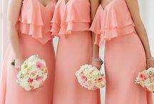 nursing bridesmaid