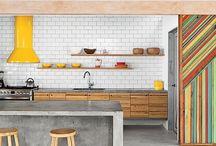 Cozinha Mostarda