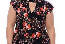 blusas tallas grandes