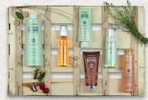 Chouchouter ses cheveux / Les meilleurs produits de coiffure pour nos cheveux. Shampoings, soins, masques, coiffants...