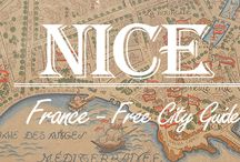 Travel // France / Travel tips and tricks to visit France. From Paris to Nice, from Lyon to Toulouse. Here's a collection of pictures of beautiful French cities and towns, along with landscapes and charming spots.