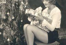 <> vintage christmas <>