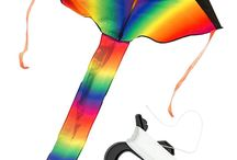 Fun! Fun! Fun!! Huge Rainbow Kite For Kids and Adults / Huge Rainbow Kite For Kids and Adults - One Of The Best Selling Toys For Outdoor Games Activities - Good Plan For Memorable Summer Fun - Easy to Assemble, Launch - Highly Durable - 100% Satisfaction