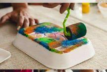 okul oncesi sanat