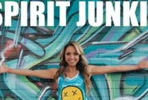 Spirit Junkie Power Posse / This board is dedicated to the Spirit Junkie Power Posse on HerFuture.com