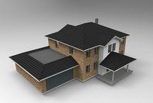 Haus Neubau