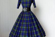 vintage fashion..