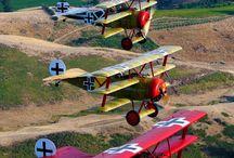 First world war planes