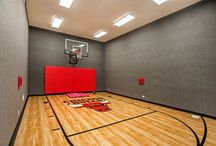 interior basketball courts