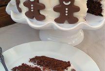 cakes-winter/christmas