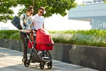 gb Lyfe Travel System / Go for a walk in style with the gb Lyfe Pram Travel System in Merlot or Charcoal, which features a forward- and parent-facing seat, removable arm bar and four-position recline for your baby's comfort. The self-standing fold keeps the stroller off the ground while you load your little one into the car, and the expandable canopy provides shelter from the sun for your little one. The convenient basket placement and openings allow you to retrieve your baby's essentials easily.
