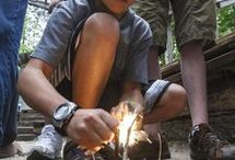 bushcraft and camping